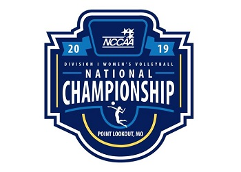 logo for the NCCAA DI WVB Championship