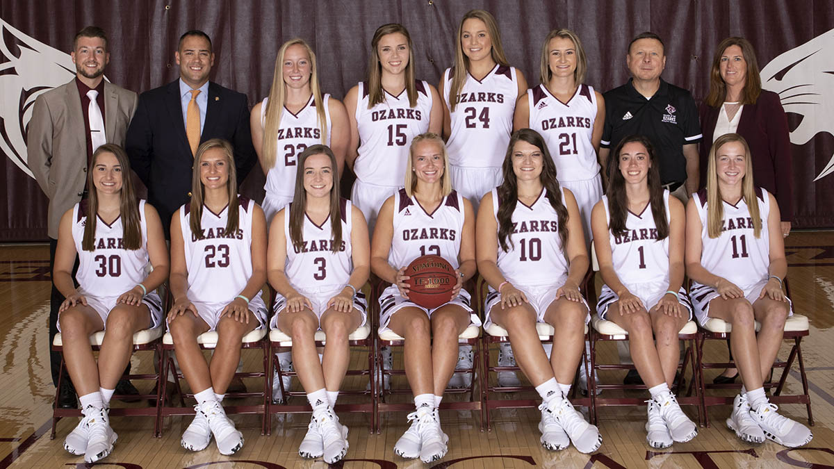 Women's Basketball Team 2019