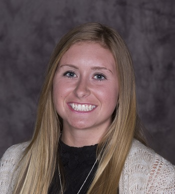 head shot of Kelsie Cleeton